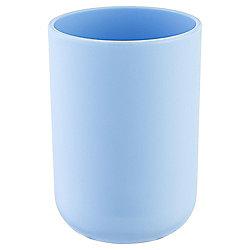 Tesco Basic Plastic Tumbler, Blue