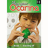 71.L16CD Play your Ocarina Book 1 with CD