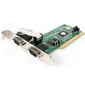 10 Pack of 2 Port 16550 Serial PCI Cards