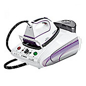 Bosch TDS3780GB Steam Generator Iron 3100W 1.4L Capacity 6.2 Bar Pressure in White