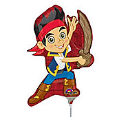 "Jake & Neverland Pirates Mini Balloon - 9"" (each)"