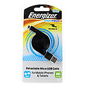 Energizer Retractable Micro USB Cable