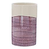 Pied A Terre Ombre Ceramic Tumbler