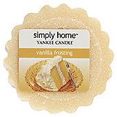 Yankee Melt Vanilla Frosting