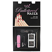 Pretty Professional Bulletproof Nails One Step Gel Polish Starter Kit-Timeless