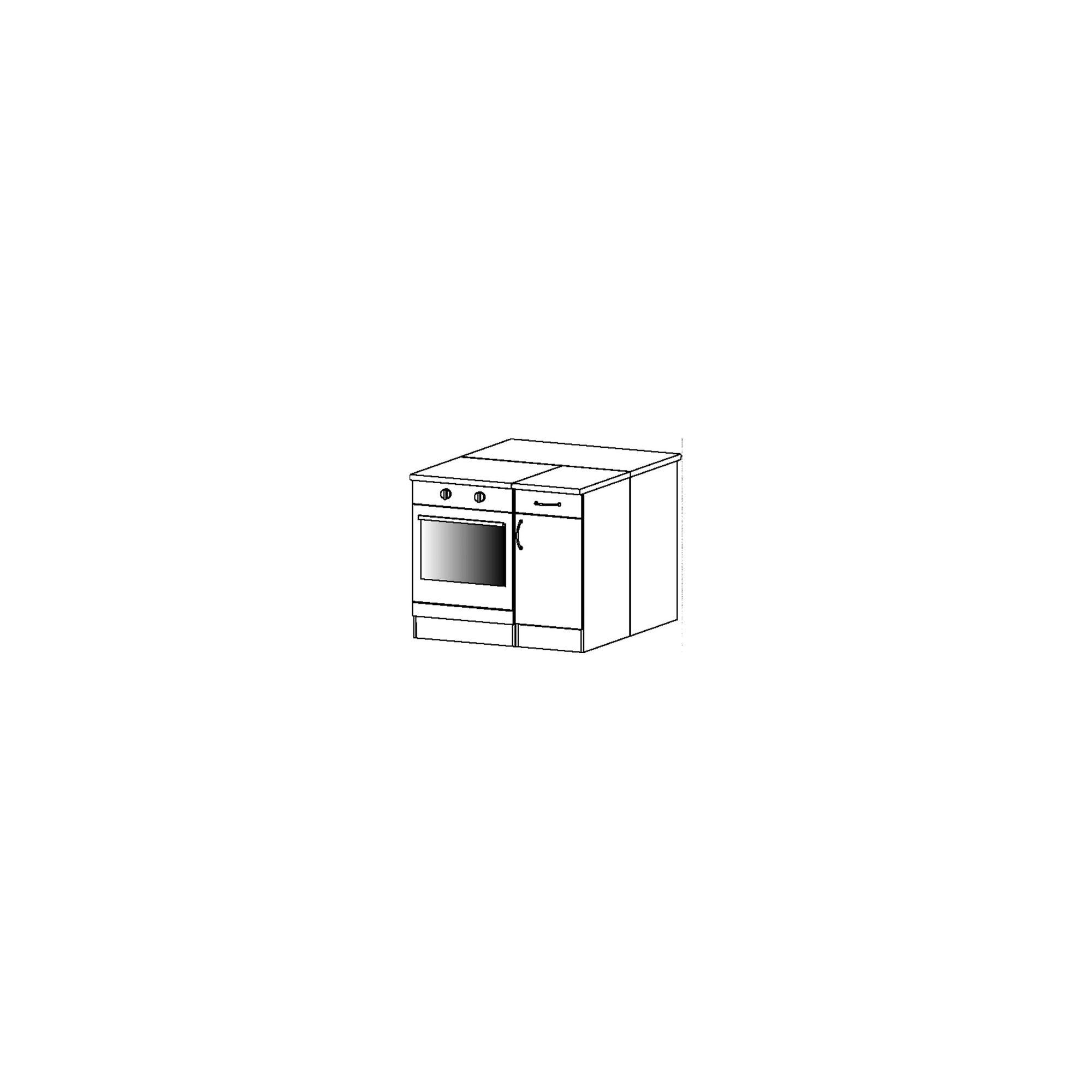 Tvilum Minima Combination 15 - Combination of Light Maple and Aluminium Grey at Tesco Direct