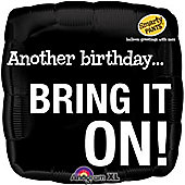18' Smarty Pants Bring It On Birthday Foil (each)
