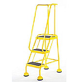 4 Tread Stepmobile Yellow
