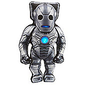 "Doctor Who Light and Sound 12"" Plush Cyberman"