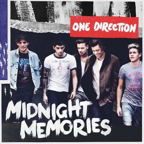 One Direction - Midnight Memories - Standard Edition