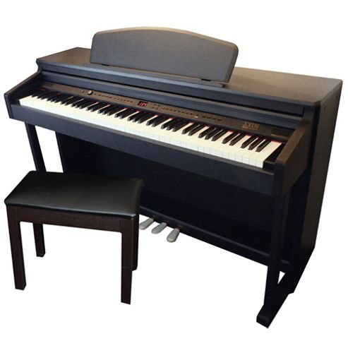 Axus D2 Digital Piano with Bench - Rosewood
