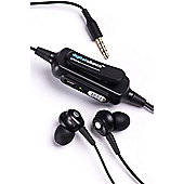 Digital Silence DS101A (Black) Noise Cancelling Earphones with Mic