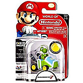 Super Mario Coin Racers - Yoshi - Action Figures