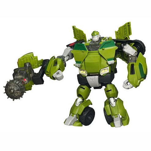 Transformers Prime Robots in Disguise Voyager - Bulkhead