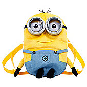Despicable Me Minion Plush Kids' Backpack