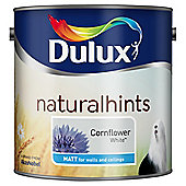Dulux Matt Cornflower White 2.5L