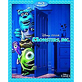 Monsters Inc. (Blu-ray)