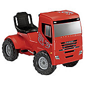 Ferbedo Iveco Pedal Truck Red