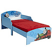 Thomas The Tank Engine Toddler Bed Snuggletime