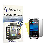 S-Protect LCD Screen Protector & Micro Fibre Cleaning Cloth - Sony Ericsson Vivaz