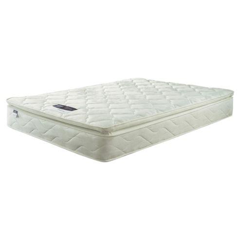 Silentnight Miracoil Pillowtop Fiji Single Mattress