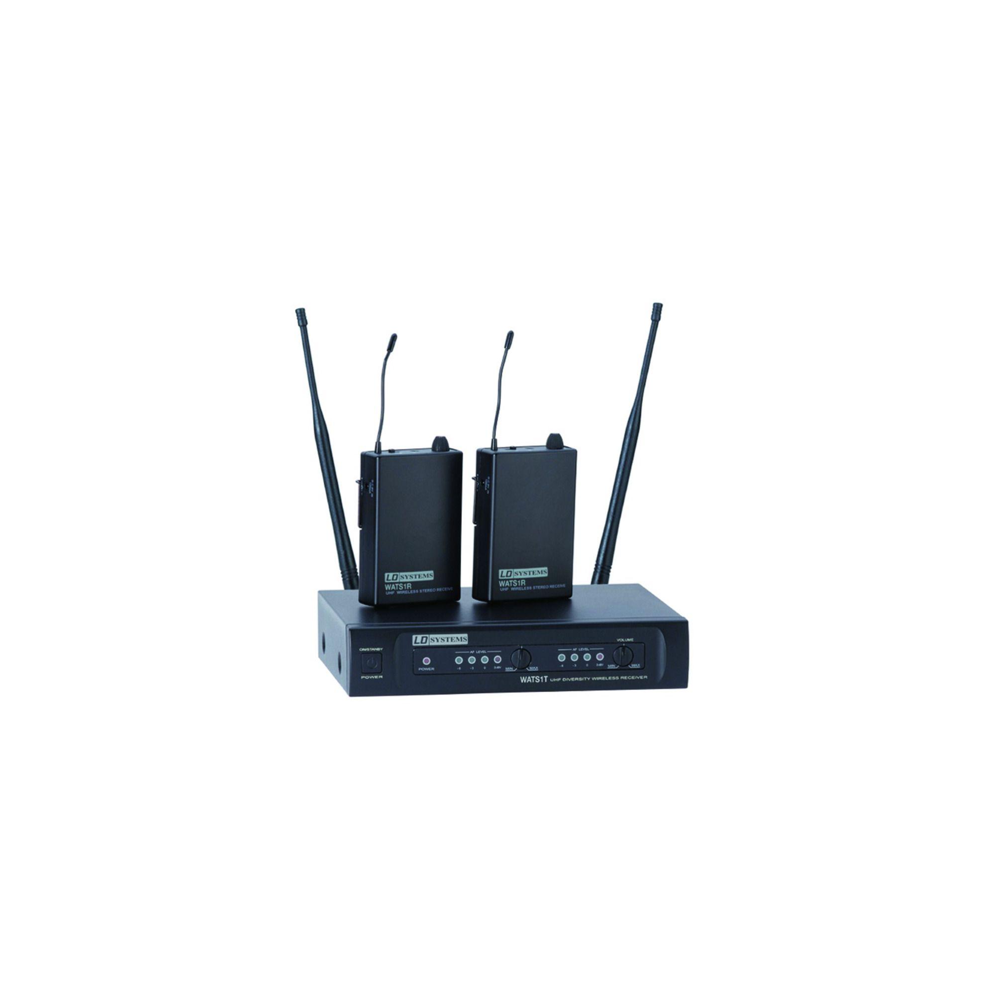 UHF Audio Transmitting System at Tesco Direct