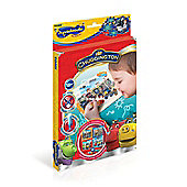Aquadoodle Chuggington Mini Mats - Tomy