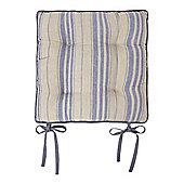 Linea Stripe Chair Pad