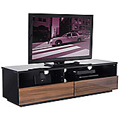 UK-CF High Gloss Walnut Cabinet For TVs up to 60 inch