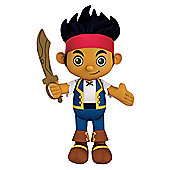 Jake and the Never Land Pirates Talking Soft Toy