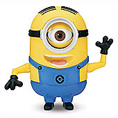 Despicable Me 2 Laughing Figure - Minion Stuart