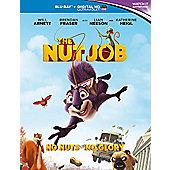 The Nut Job Blu-ray