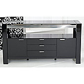 Mark Harris Furniture Sophia Sideboard in Black