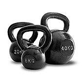 Bodymax 10kg Kettlebell Cast Iron