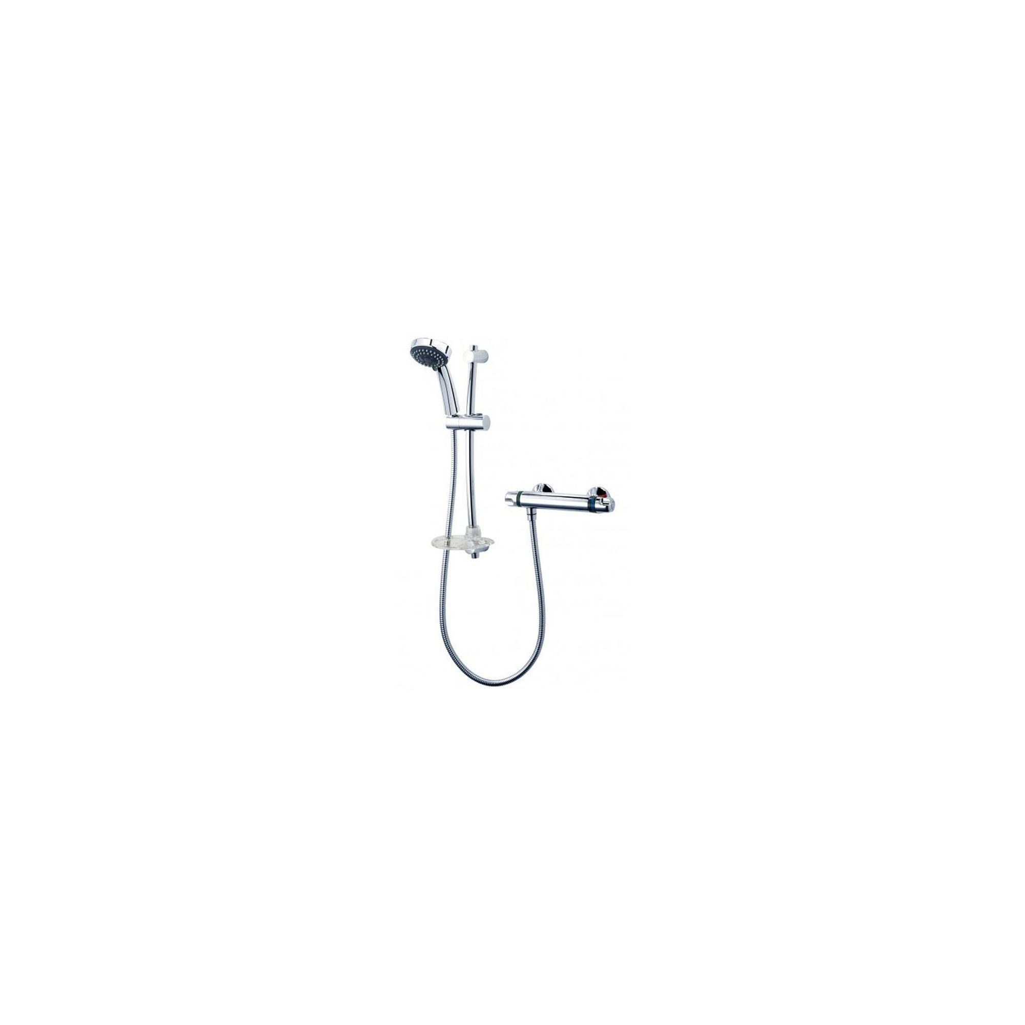 Triton Dove Thermostatic Bar Mixer Chrome at Tesco Direct