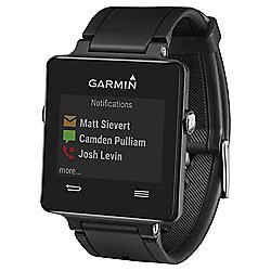 Garmin Vivoactive Activity Tracking GPS Smartwatch w/ HRM, Black
