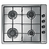 Hoover CLG64SPX Gas Hob in Stainless Steel