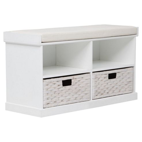 Book of bathroom storage seat white in uk by isabella for Bathroom cabinets tesco