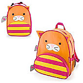 Skip Hop Zoo Pack Kids Backpack & Lunch Bag - Cat