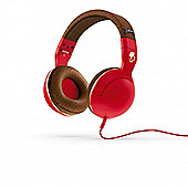 Hesh 2.0 Over-Ear Headphones with Mic Red/Brown/Copper