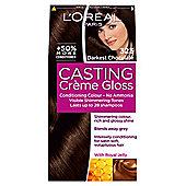L'Oreal Paris Casting Crème Gloss323 Dark Choc
