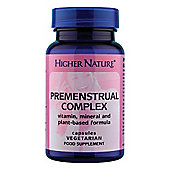 Higher Nature Pre-Menstrual Complex 60 Capsules