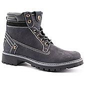 Wrangler Ladies Creek Navy Ankle Boots