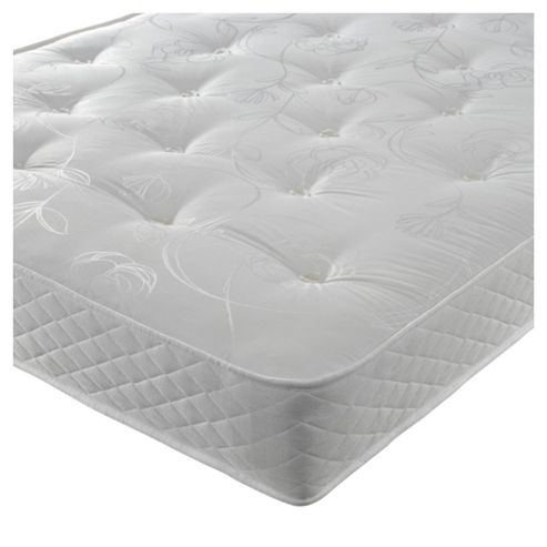 Silentnight King Mattress - Miracoil Tufted (bedstead)