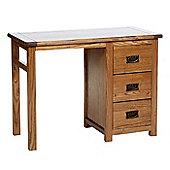 Home Essence Cambridge Single Pedestal Dressing Table