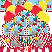 Circus Time Party Pack