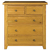 Alterton Furniture Vermont 2 over 3 Drawer Chest
