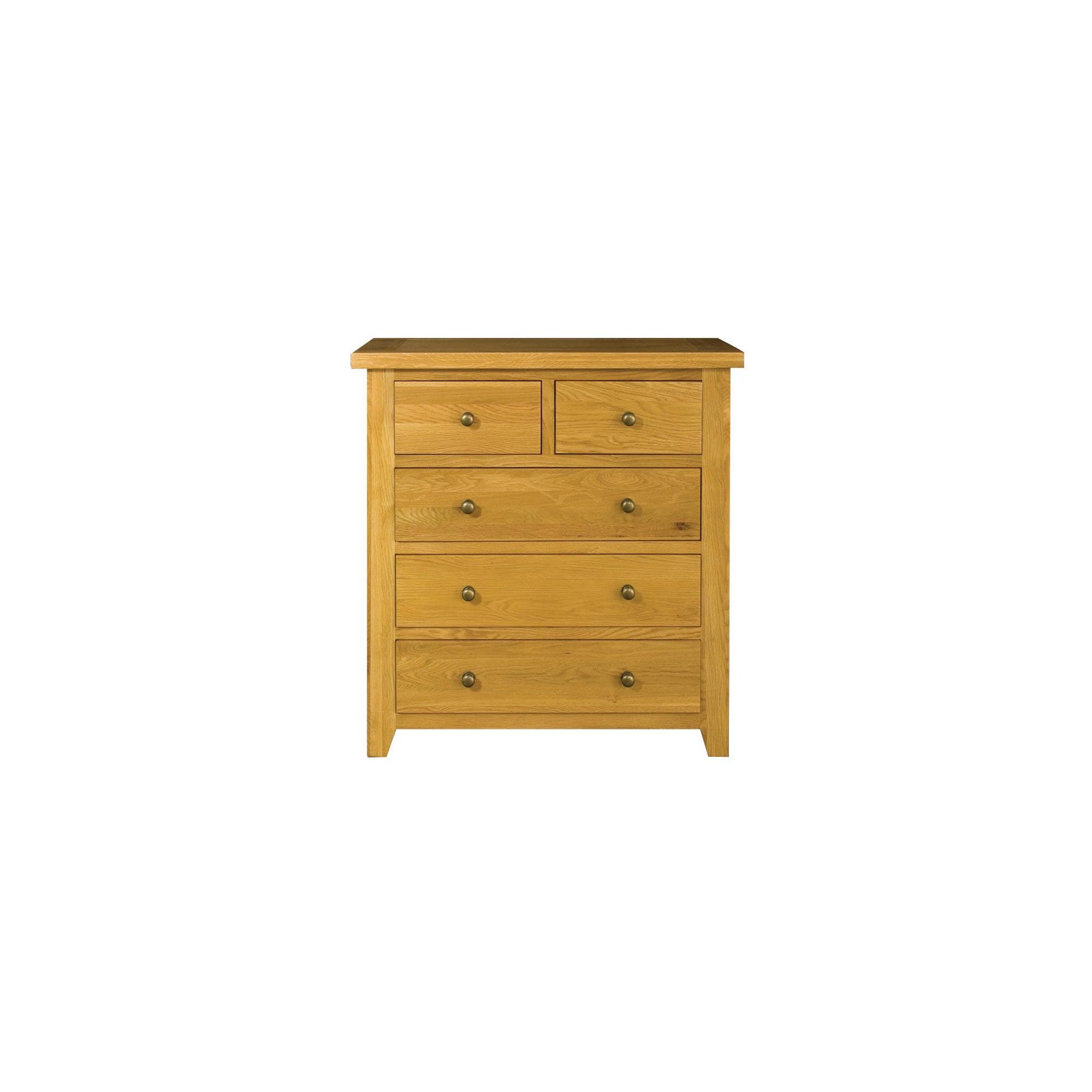 Alterton Furniture Vermont 2 over 3 Drawer Chest at Tesco Direct