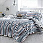 Seasalt Deckchair Stripe Single Duvet