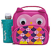 Smash Owl Bag and Bottle